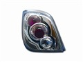FORD Fiesta 3 Tail Lights - Chrome Rear Lexus style